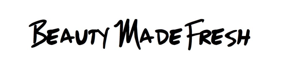 BeautyMadeFresh Logo Website