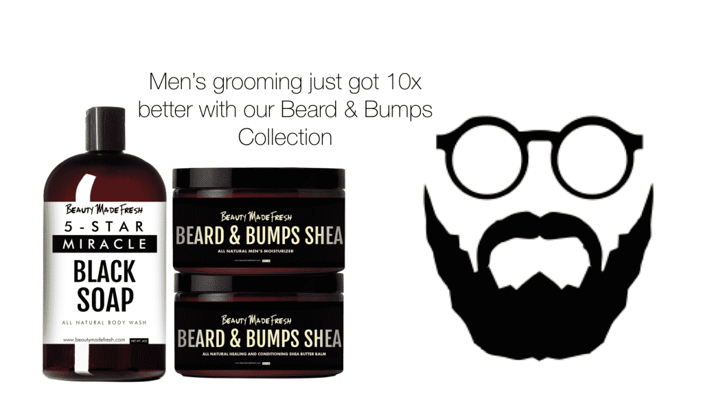 Mens Grooming Beauty Made Fresh