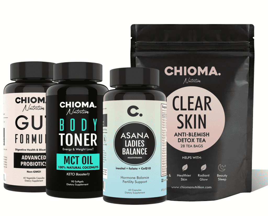 Product Line CHIOMA Nutrition