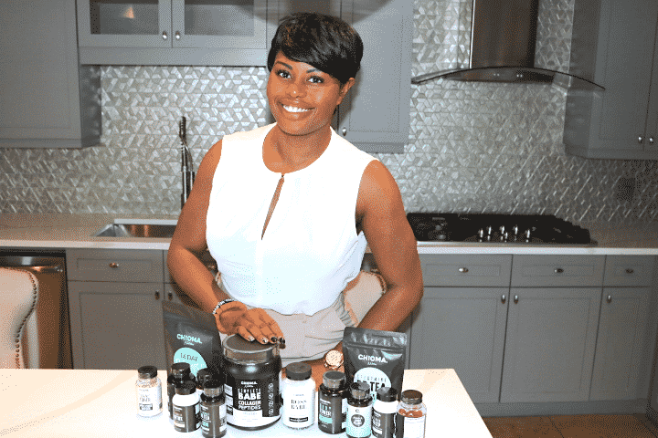 EBELE CHIOMA Nutrition Products